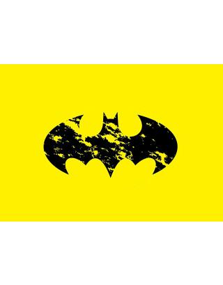 Batman Logo Edible Image Cake Topper Personalized Birthday Sheet Decoration Custom Party Frosting Transfer Fondant